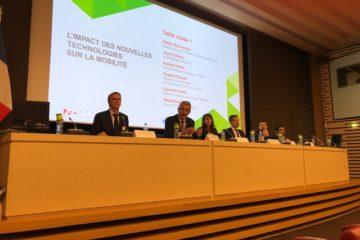 """Colloque Avenir-Transports - 24 mai 2018 """"L'impact des nouvelles technologies sur la mobilité"""
